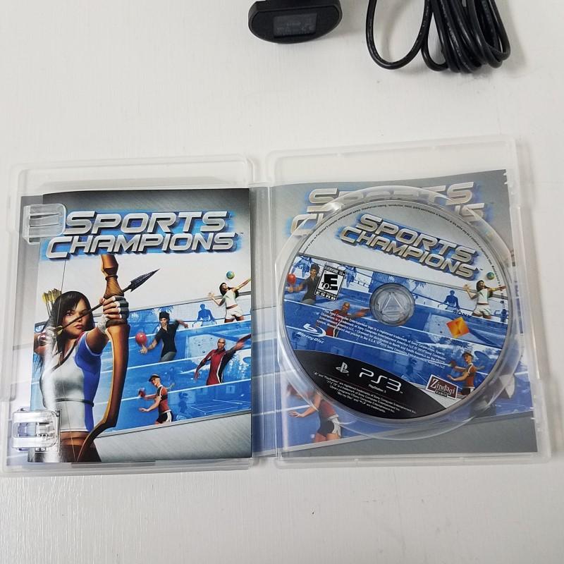 SONY PLAYSTATION 3 SPORTS CHAMPIONS PS3