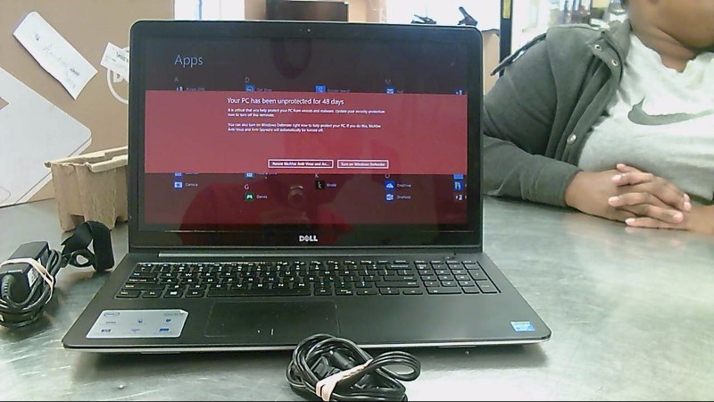 DELL Laptop/Netbook INSPIRON 15-5547