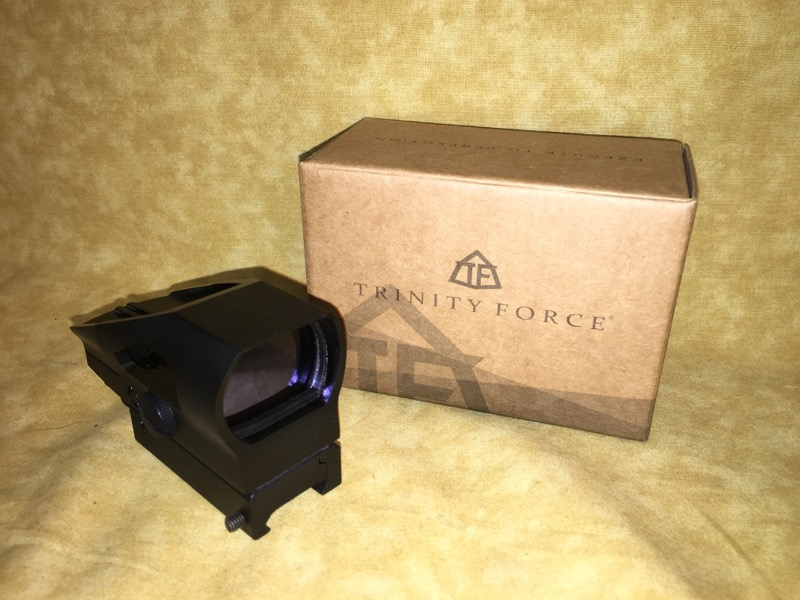 TRINITY FORCE Firearm Scope REFLEX V3