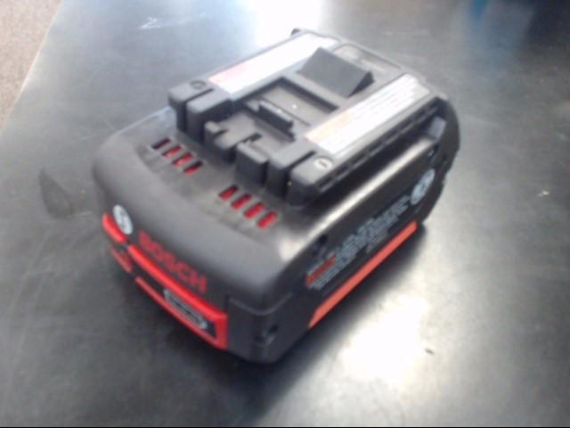 BOSCH Battery/Charger BAT622