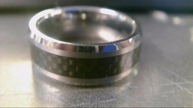 Gent's Ring Silver Tungsten 12.7g