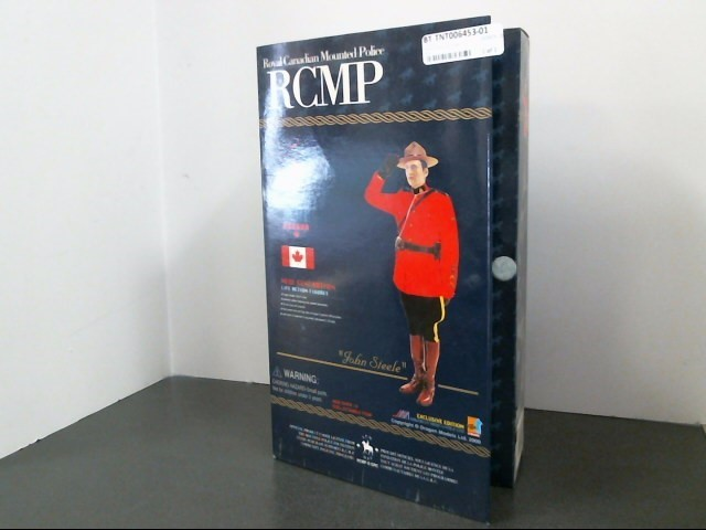 DRAGON MODELS Doll RCMP