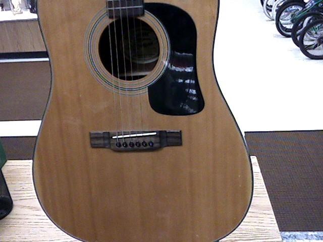 WASHBURN Acoustic Guitar D 10N