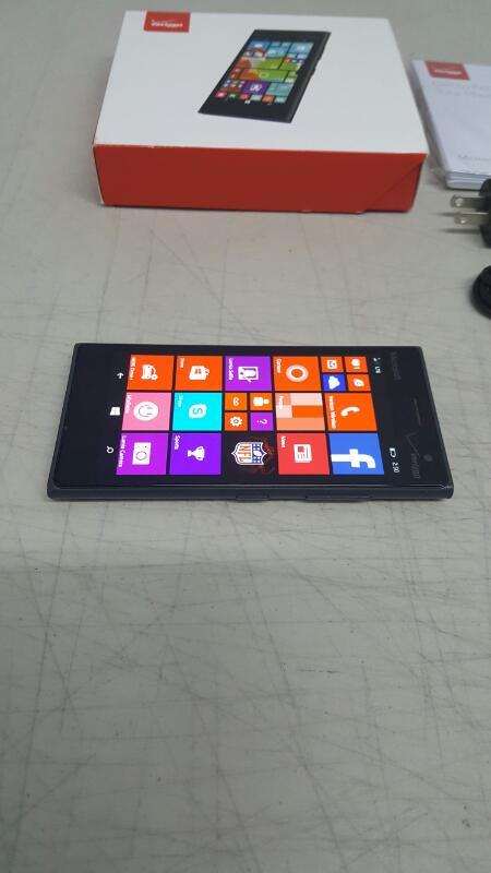 Microsoft Lumia 735, 16gb (Windows 8.1, Black/Gray, Verizon)