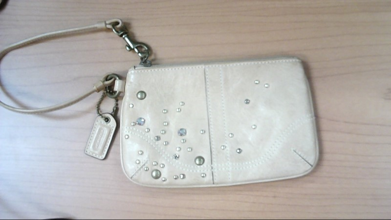COACH Handbag LEATHERWARE WRISTLET 1941