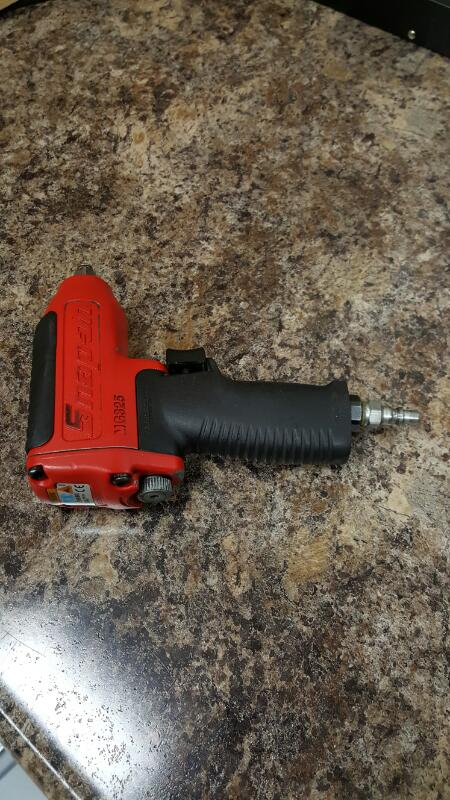 Snap-On MG325 Super Duty 3/8 Drive Impact Air Wrench