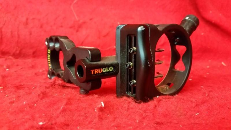 Truglo 3 Pin Archery Bow Sight