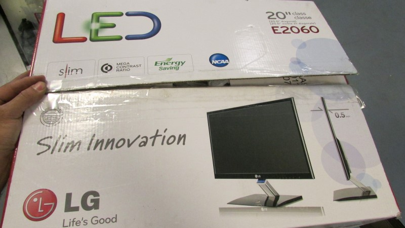 LG Monitor E2060