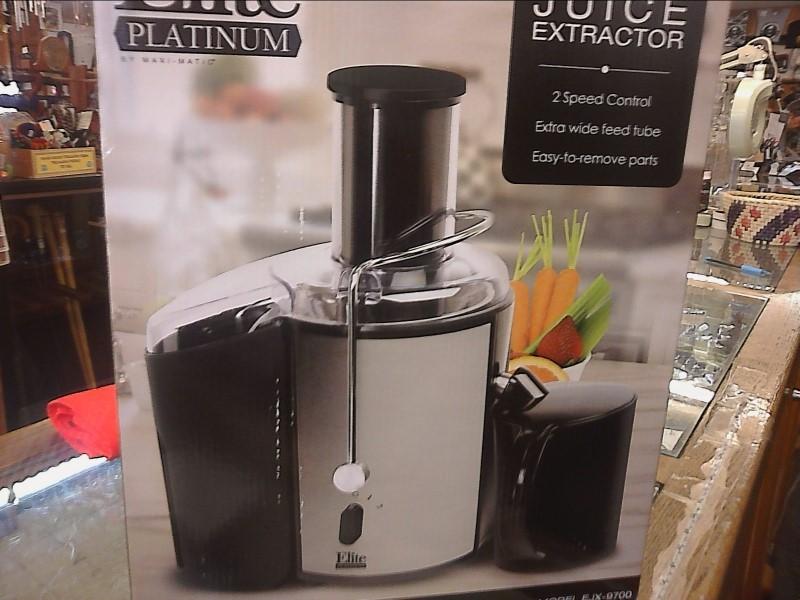 ELITE Juicer PLATINUM EJX-9700