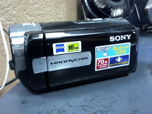 SONY Camcorder DCR-SX85