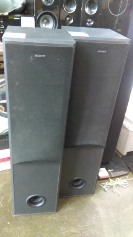 SONY TOWER SPEAKER SS-MF315