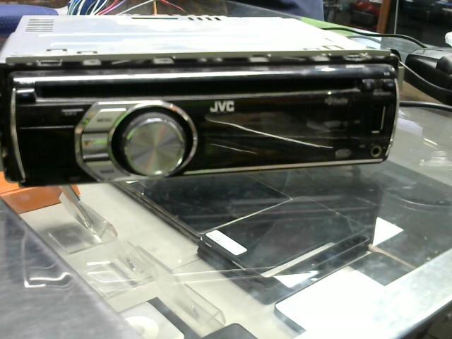 JVC Car Audio KD-R600