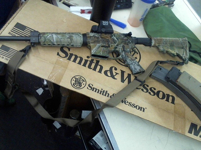 SMITH & WESSON Rifle M&P-15 SPORT