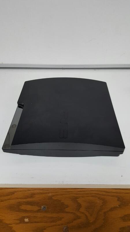 Sony PlayStation 3 Slim 160gb Black Console, PS3 (CECH-2501A)