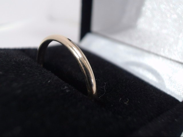 Gent's Gold Ring 14K Yellow Gold 2.1g