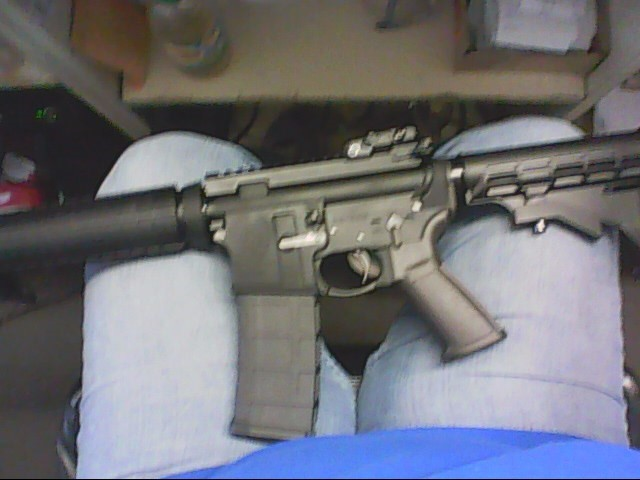 RUGER Rifle AR-556