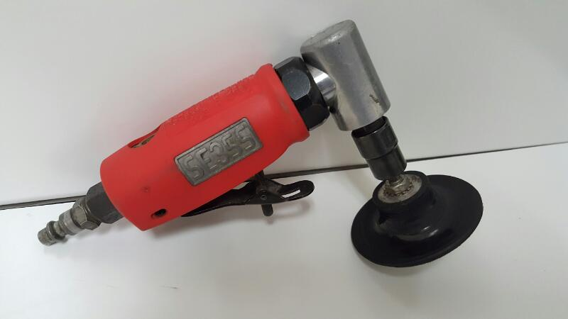 Silver Eagle by Matco Tool SE355 Right Angle Pneumatic Air Grinder