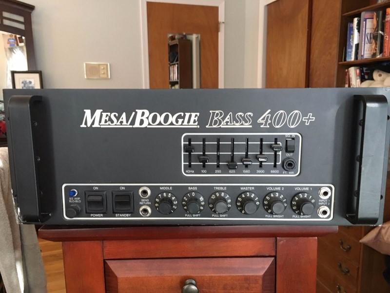 MESA BOOGIE DJ Equipment BASS 400