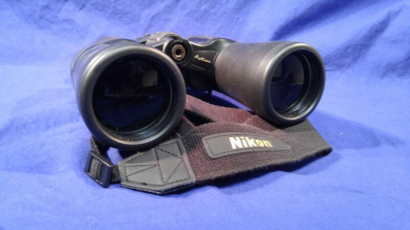 NIKON Binocular/Scope ACTION 10X50 6.5