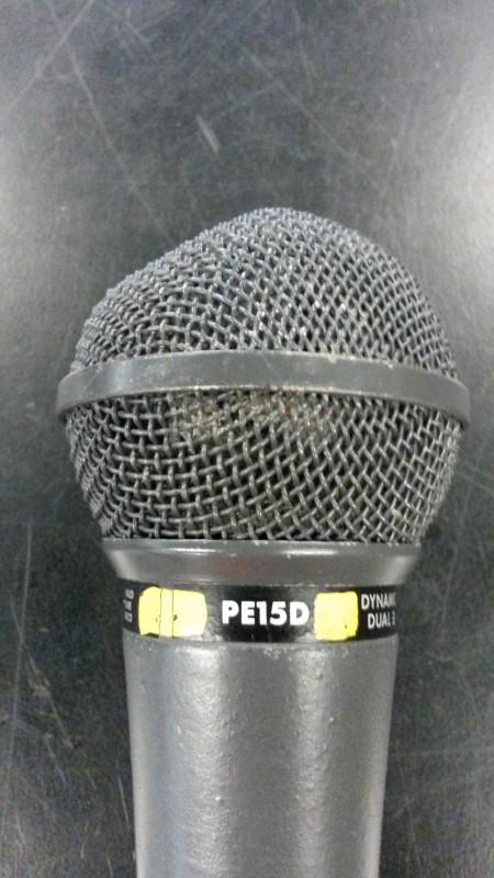 SHURE Microphone PE15D