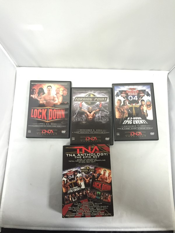 TNA ANTHOLOGY: THE EPIC SET
