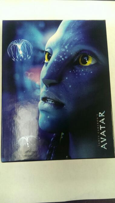 AVATAR EXTENDED COLLECTERS EDITION BLU-RAY