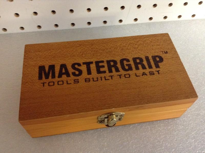MASTERGRIP Mixed Tool Box/Set TOOL SET