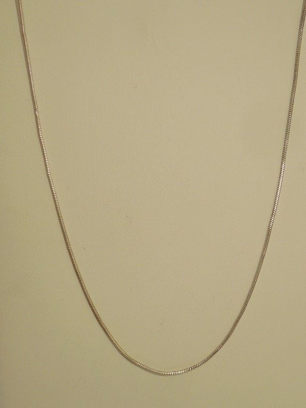 Silver Omega Chain 925 Silver 3g