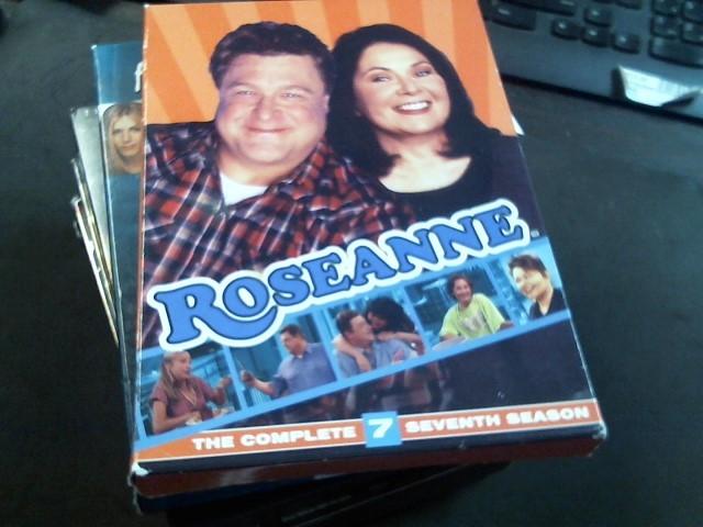 DVD ROSEANNE COMPLETE 7TH SEASON