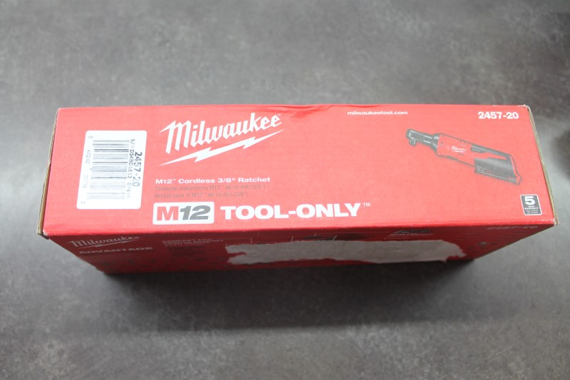 MILWAUKEE MotoTool/Dremel 2457-20