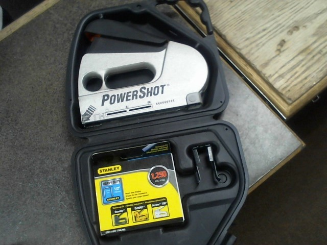 POWERSHOT STAPLE GUN