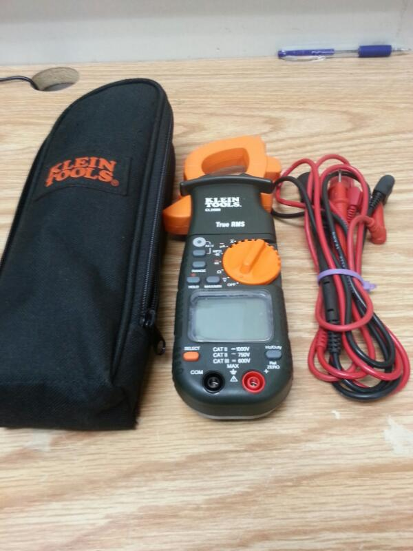 KLEIN TOOLS Multimeter CL2000
