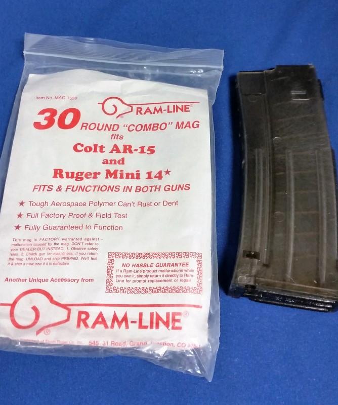 """RAM-LINE MAC 1530 30RND """"COMBO"""" MAG"""