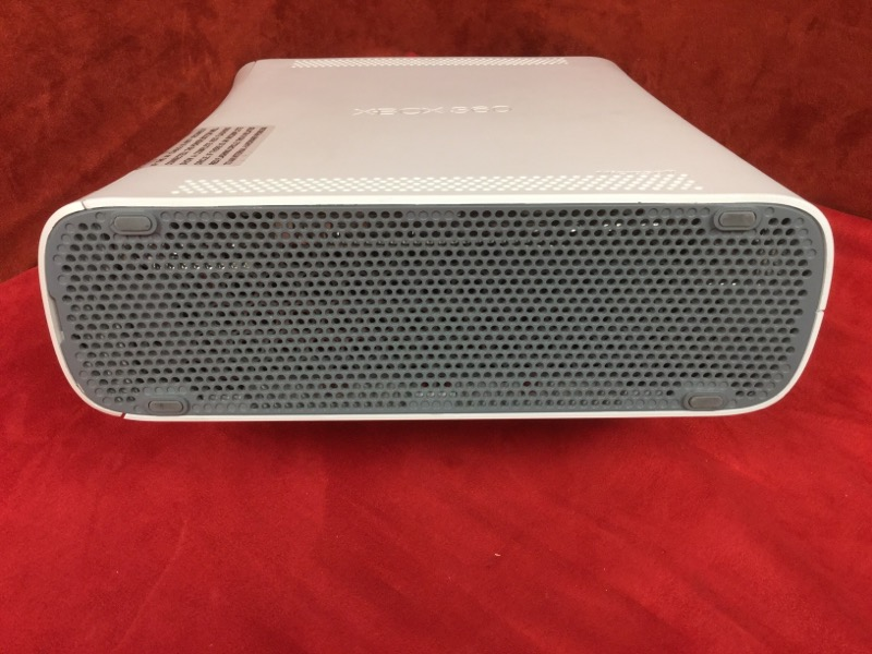 MICROSOFT XBOX 360 CONSOLE 20GB HDD WHITE