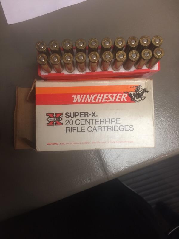 WINCHESTER Ammunition SUPER X 30-30 150 GR (S.P.)