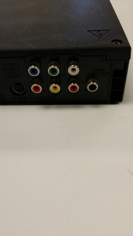 MAGNAVOX DVD Player MDV2100]