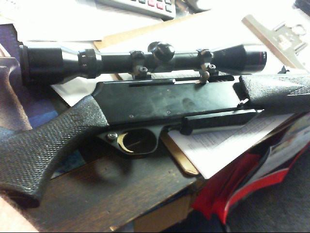 BROWNING Rifle BAR MARK II