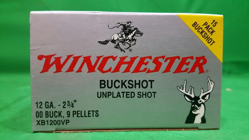 WINCHESTER Ammunition XB1200VP
