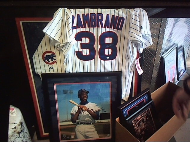 Sports Memorabilia MIXED SET SPORTS MEMORABILIA