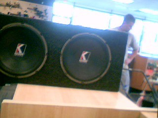 KICKER Car Speakers/Speaker System 10 INCH SPEAKER IN BOX