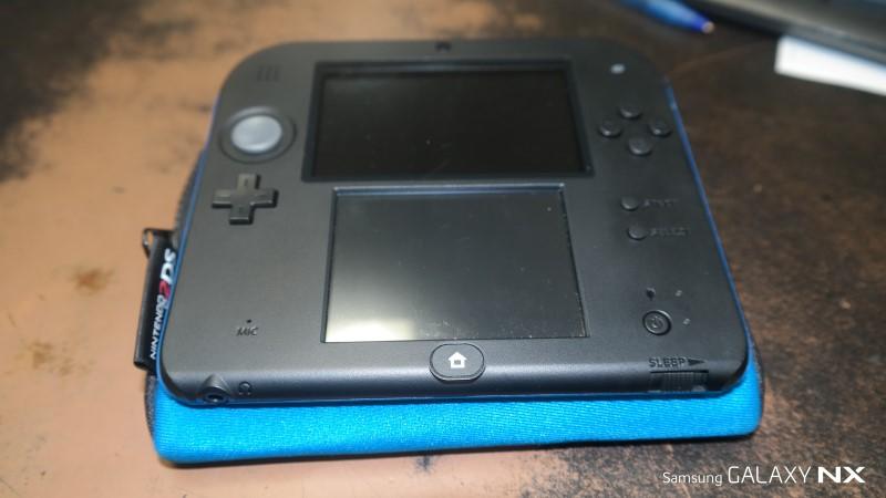 NINTENDO Nintendo DS 2DS - FTR-001 - HANDHELD