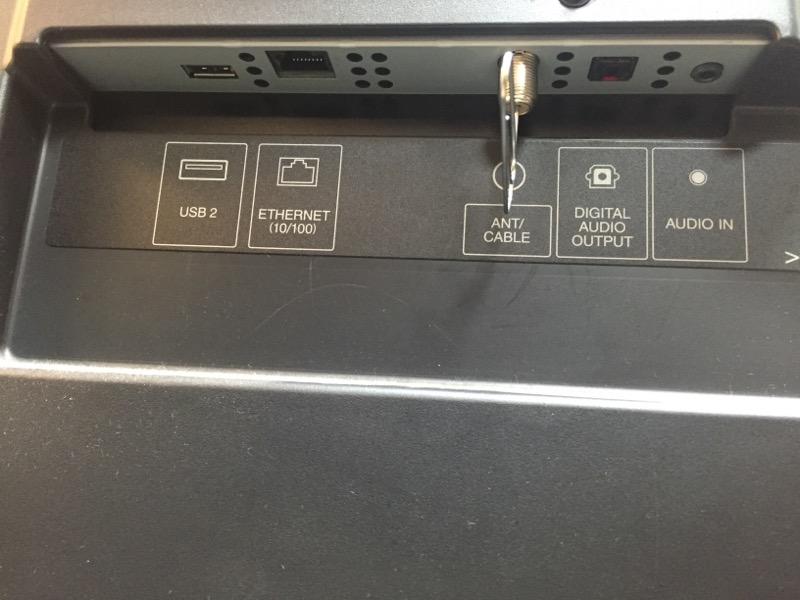 SHARP Flat Panel Television AQUOS LC-46LE830U