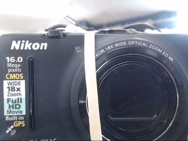 NIKON Digital Camera COOLPIX S9300
