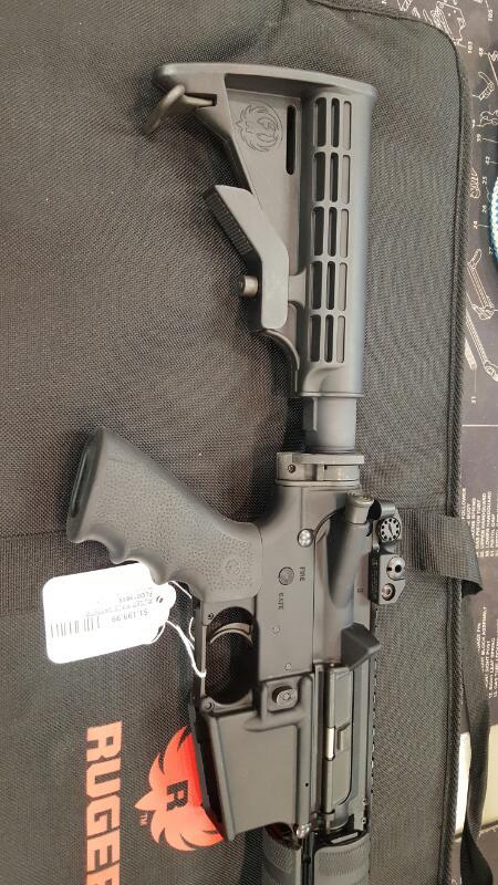 RUGER Rifle SR556FB