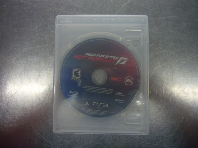 SONY PlayStation 3 Game NEED FOR SPEED HOT PURSUIT