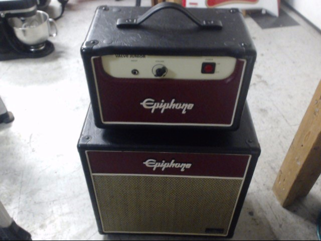 EPIPHONE Electric Guitar Amp VALVE JUNIOR