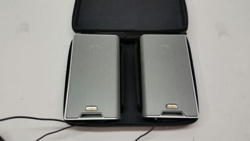 Insignia Model 2908 Computer Speakers