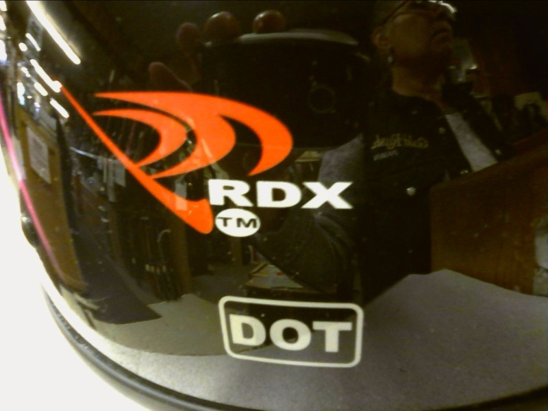 RIDEX Motorcycle Helmet HELMET