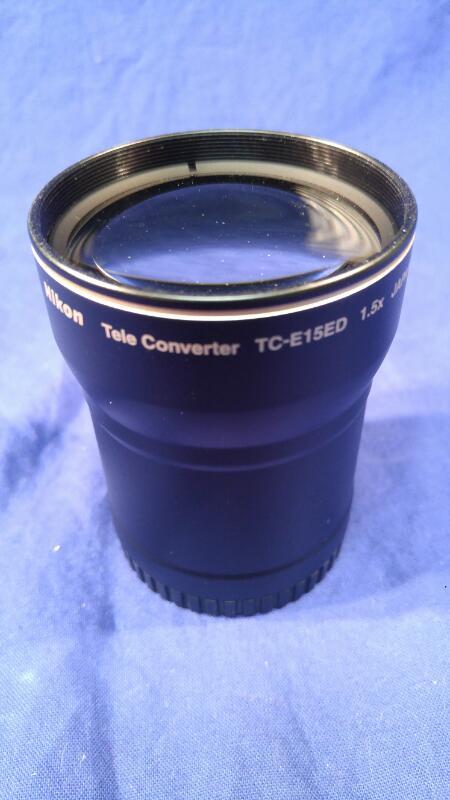 NIKON Lens/Filter TC-E15ED