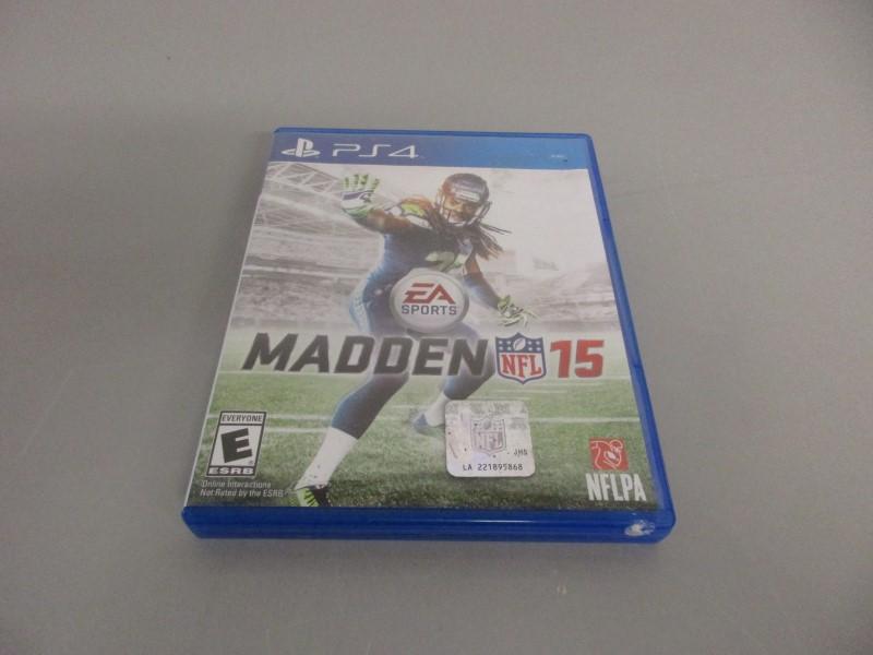 MADDEN 15 - PS4